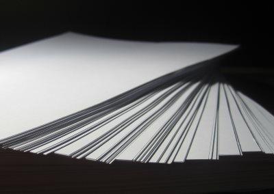 Come scegliere la migliore carta di stampa in base alle proprie necessità