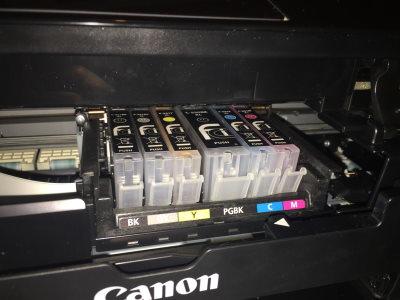 Stampanti Canon: come risolvere i codici di errore b200, 5100 e 5200