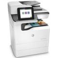 Stampante multifunzione ink-jet HP PageWide Enterprise Color MFP 780dn