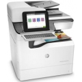 Stampante multifunzione ink-jet HP PageWide Enterprise Color MFP 785f