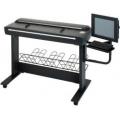 Stampante Hewlett Packard DesignJet 820MFP ink-jet