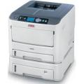 Oki C610DTN Stampante Laser Colori
