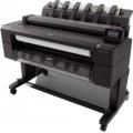 Stampante Hewlett Packard DesignJet T2500 EMFP A0-914 ink-jet
