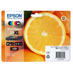 Cartucce originali Epson Serie Arancia 33XL