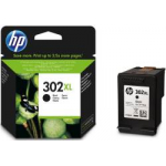 F6U68AE Cartuccia HP 302XL Originale Inchiostro Nero