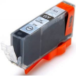 Cartuccia compatibile con Canon CLI-521GY Grigio CON CHIP