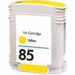 Cartuccia Ink-Jet Giallo Compatibile con HP 85 C9427A