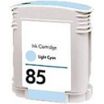 Cartuccia Ink-Jet Ciano Light Compatibile con HP 85 C9428A