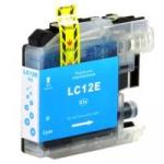 Cartuccia Ciano Compatibile con Brother LC12EC