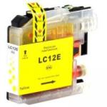 Cartuccia Compatibile con Brother LC12EY Giallo