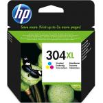 Cartuccia Originale HP 304XL - N9K07AE Alta Capacità Colori