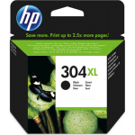 Cartuccia Originale HP 304XL - N9K08AE Alta Capacita Nero