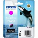 Cartuccia magenta vivido C13T76034010 Originale Epson