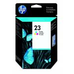 Cartuccia 3 colori C1823D Originale HP