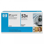 Toner nero Q7553X Originale HP