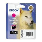 Cartuccia magenta C13T09634010 Originale Epson