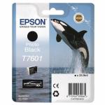 Cartuccia nero foto C13T76014010 Originale Epson