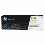 Toner giallo CF382A Originale HP