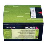 Toner magenta 70C2XME Originale Lexmark