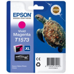 Cartuccia magenta vivido C13T15734010 Originale Epson