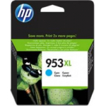Cartuccia Originale HP 953XL C Alta Capacità Ciano
