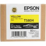 T5804 Cartuccia giallo C13T580400 Originale Epson