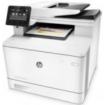 Stampante HP Color LaserJet Pro Mfp M477FDW