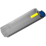 Toner Giallo Compatibile con Oki 44059257