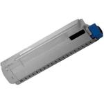 Toner Nero Compatibile con Oki 44059260