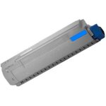 Toner Ciano Compatibile con Oki 444059259