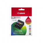 Serbatoi inchiostro Nero - Colore 4540B018 Originale Canon CLI-526