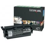 Toner nero X651H11E Originale Lexmark
