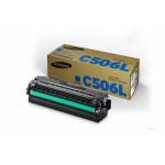 Toner ciano CLT-C506L/ELS Originale Samsung