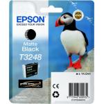 Cartuccia nero opaco C13T32484010 Originale Epson