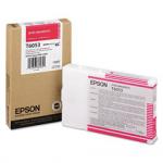 Cartuccia magenta C13T605300 Originale Epson