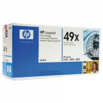 Toner nero Q5949X Originale HP