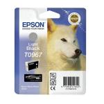Cartuccia nero chiaro C13T09674010 Originale Epson