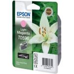 Cartuccia magenta chiaro C13T05964020 Originale Epson