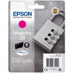 Cartuccia magenta C13T35834010 Originale Epson