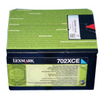 Toner ciano 70C2XCE Originale Lexmark