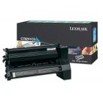 Toner ciano C782X1CG Originale Lexmark