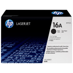 Toner nero Q7516A Originale HP