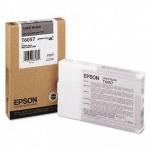 Cartuccia nero chiaro C13T605700 Originale Epson