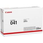 Toner nero Originale Canon 041 0452C002