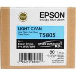 T5805 Cartuccia ciano chiaro C13T580500 Originale Epson