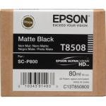 T8508 Cartuccia nero opaco C13T850800 Originale Epson