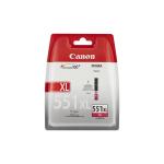 Serbatoio inchiostro magenta 6445B004 Originale Canon