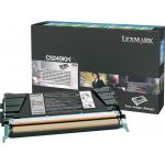 Toner nero C5240KH Originale Lexmark