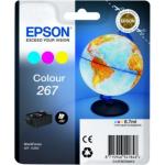 Cartuccia 3 colori C13T26704010 Originale Epson