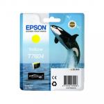 Cartuccia giallo C13T76044010 Originale Epson